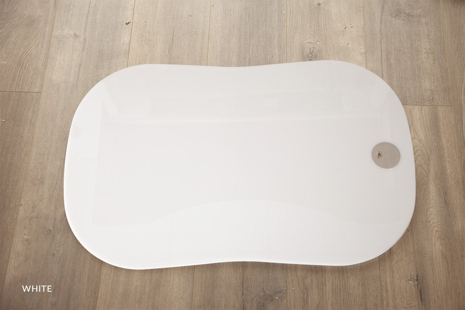 White base mat for FluidStance balance board