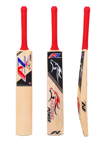 AZ Mustang Power (Exclusive English Willow) Cricket Bat