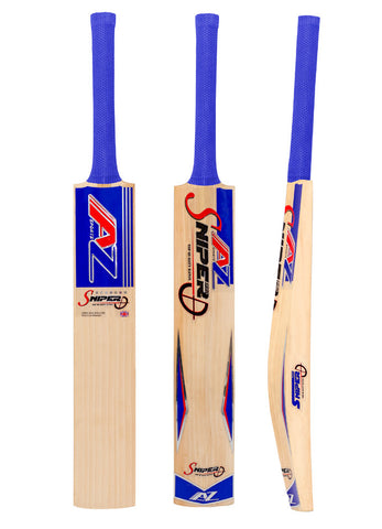 AZ Snipper Pro (Exclusive English Willow) Cricket Bat