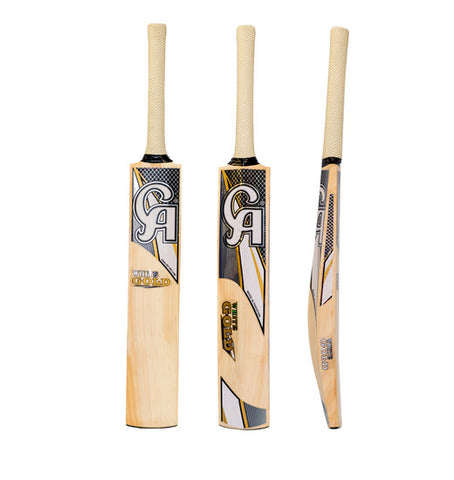 CA White Gold Cricket Bat