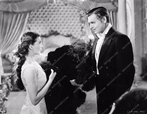 Vivian Leigh Clark Gable Gone With the Wind 252-02