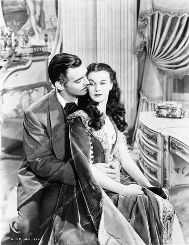 Vivian Leigh Clark Gable Gone With the Wind 252-04