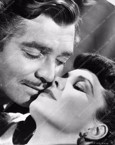 Vivian Leigh Clark Gable Gone With the Wind 252-08