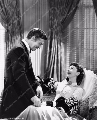 Vivian Leigh Clark Gable Gone With the Wind 252-09