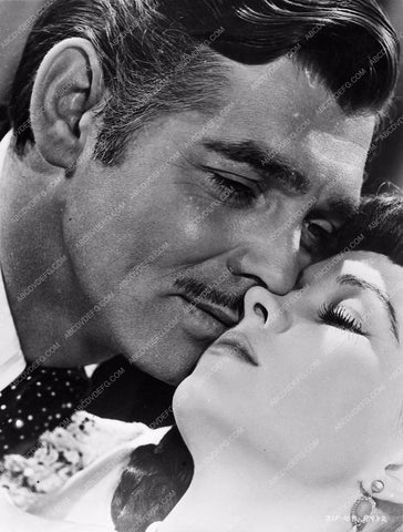 Vivian Leigh Clark Gable Gone With the Wind 252-12
