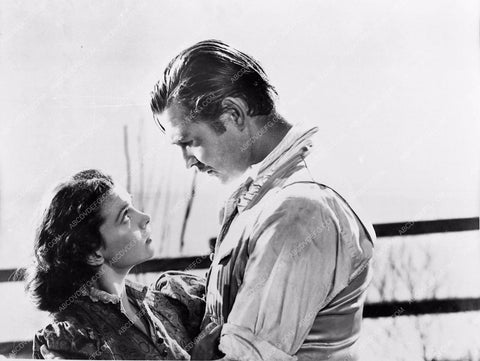 Vivian Leigh Clark Gable Gone With the Wind 252-18
