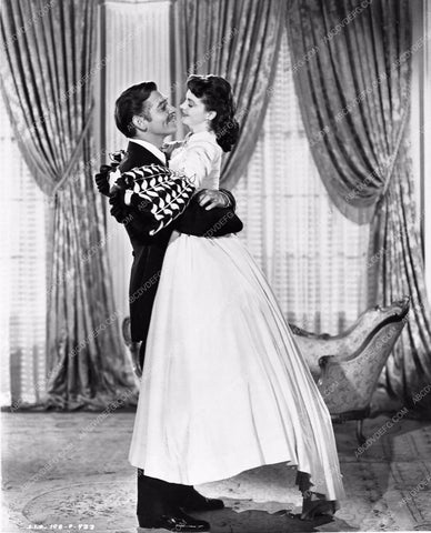 Vivian Leigh Clark Gable Gone With the Wind 252-20