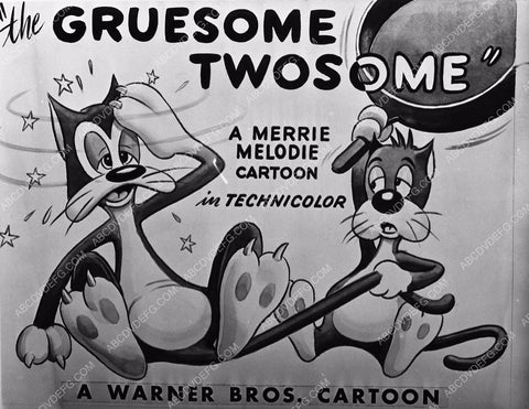 animated characters cartoon The Gruesome Twosome 412-05