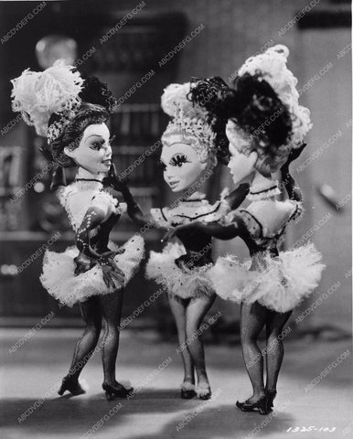 Ziegfeld Follies puppets 954-29