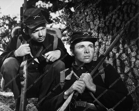 Audie Murphy Civil War film The Red Badge of Courage 10849-08