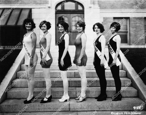 1925 bathing beauties Miss America Miss Chicago,Philadelphia,Los Angeles + more 1499-29