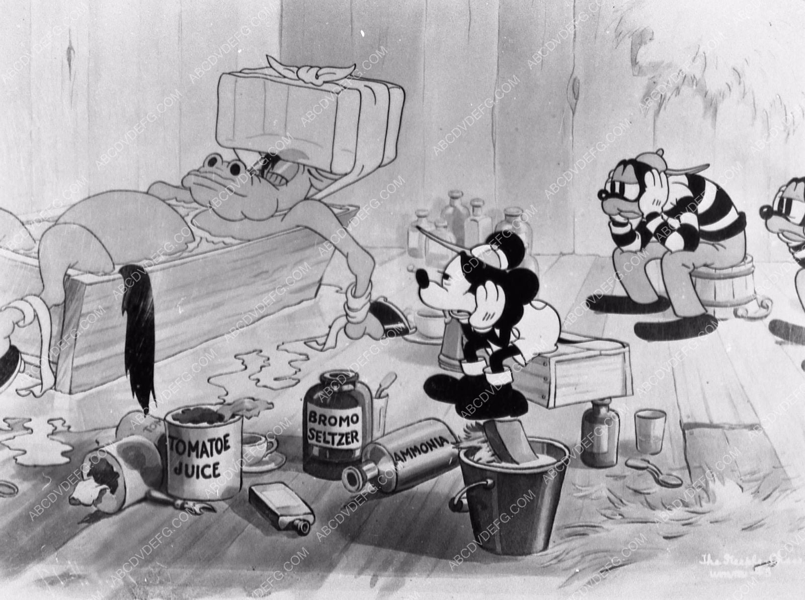 Mickey Mouse film The Steeple Chase 1749-06