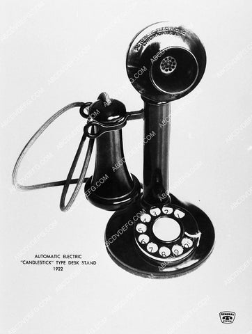 1922 candlestick automatic electric telephone 2373-03