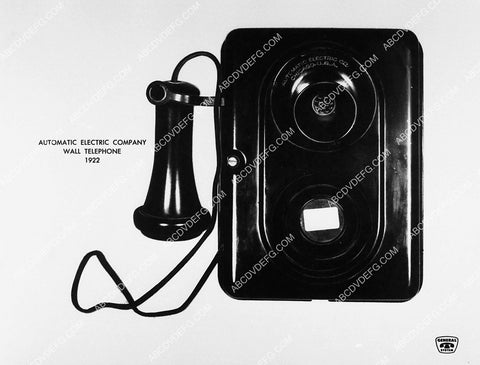 1922 wall telephone Automatic Electric Company 2373-16