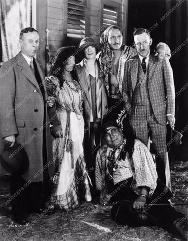 1927 silent film version The Unknown cast horror director Tod Browning 2706-02