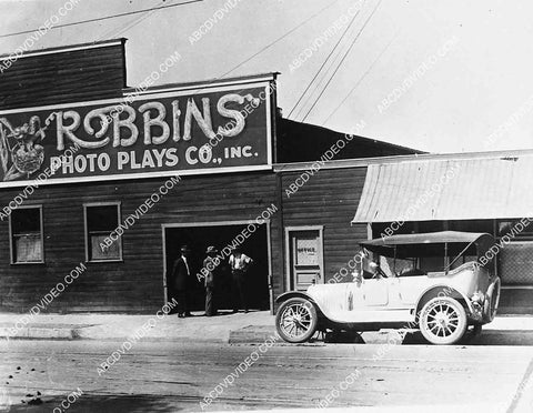 2878-023 1914 historical Los Angeles Hollywood Movie Studios Robbins Photo Plays Inc 2878-023
