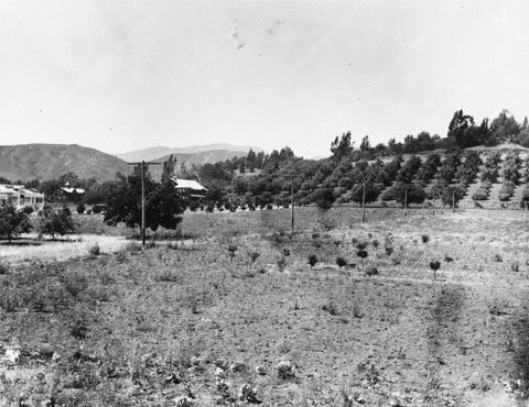 1906 historic Los Angeles Hollywood Laughlin Park 2920-07