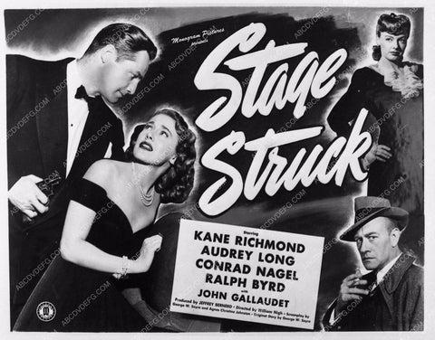 ad slick Audrey Long Stage Struck 2955-01