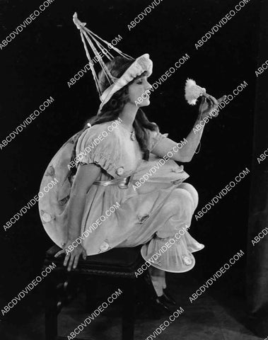 2959-025 great Mary Miles Minter portrait in costume 2959-025
