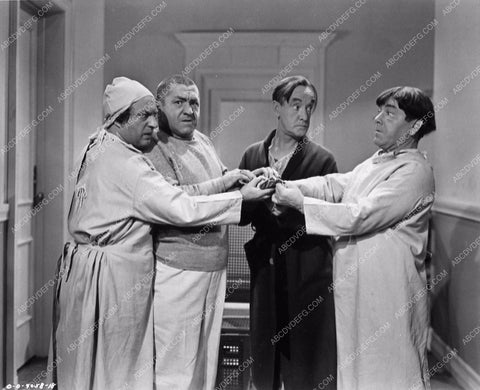 3 Stooges Moe Larry Curly unknown comedy short 3388-33