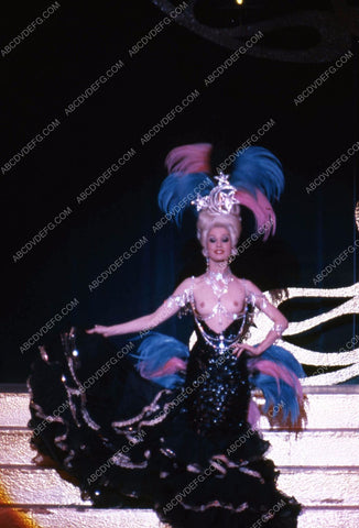 1970's era actual Las Vegas Hotel Follies Bergere dancers show 35m-10916