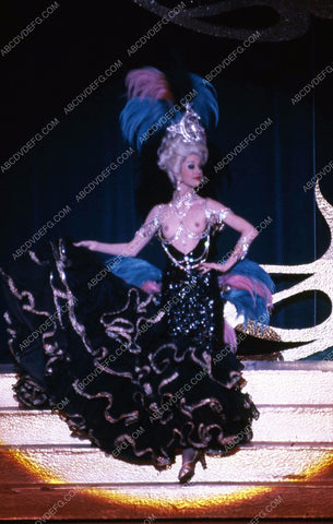1970's era actual Las Vegas Hotel Follies Bergere dancers show 35m-10950