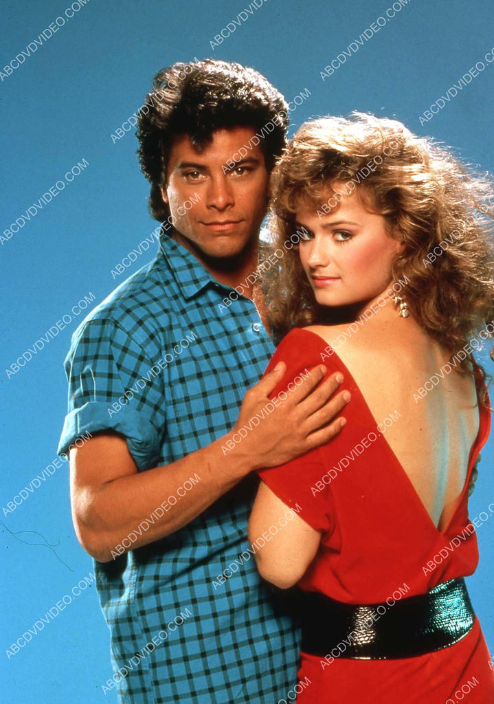 Lisa Trusel Michael Leon soap opera TV Days of Our Lives 35m-17099