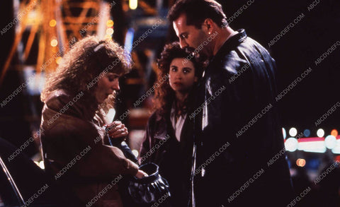 Bruce Willis Glenne Headley Demi Moore film Mortal Thoughts 35m-8106