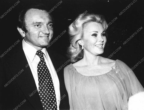 Zsa Zsa Gabor w husband Jack Ryan 4257-12