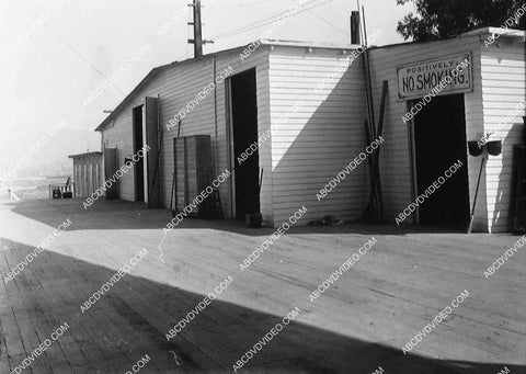 1913 historic Los Angeles Hollywood Majestic Studios 6975-027