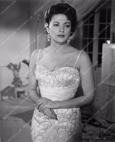 Yvonne DeCarlo evening gown 8641-22