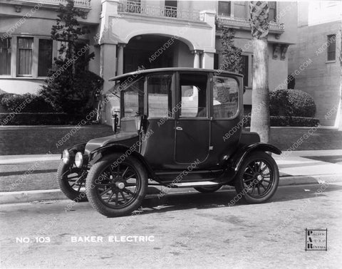 1913 Baker Elelctric Automobile cars-04