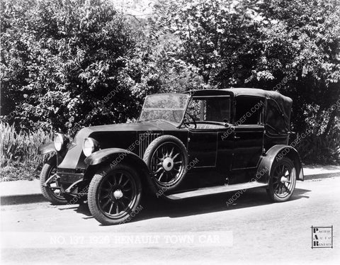 1926 Renault Town Car automobile cars-10