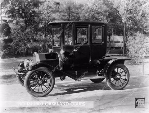 1909 Overland Coupe automobile cars-17