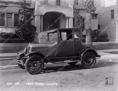 1927 Ford Coupe automobile cars-24