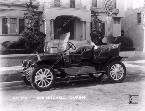 1908 Mitchell Touring car vintage automobile cars-45