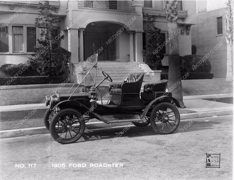1905 Ford Roadster vintage automobile cars-81