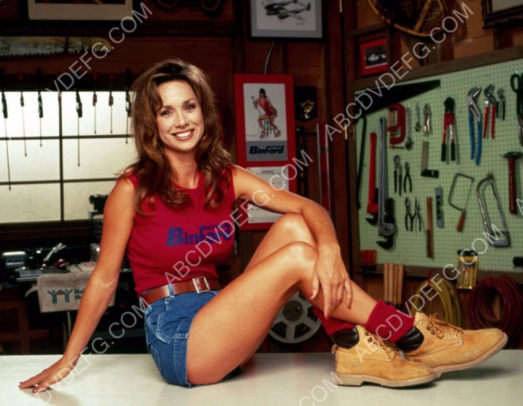 Sexy Tool Time Girl Debbe Dunning Pic 8b20 11510 Abcdvdvideo