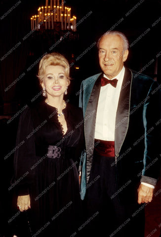 Zsa Zsa Gabor George Sanders atend some event 8b20-14493