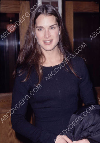 Brooke Shields portrait 8b20-5488