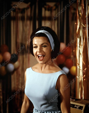 Annette Funicello singing away 8b20-6737