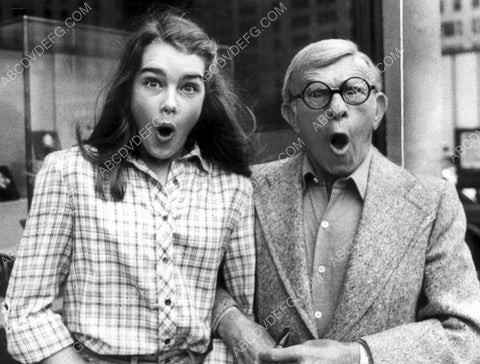 Brooke Shields George Burns film Just You and Me Kid 8b20-8387