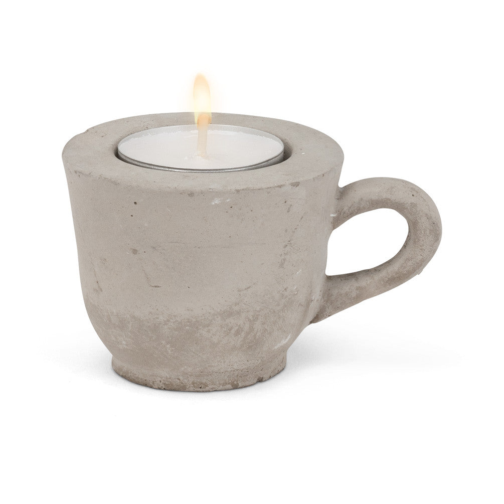 Teacup Tealight Candle Holder: Small