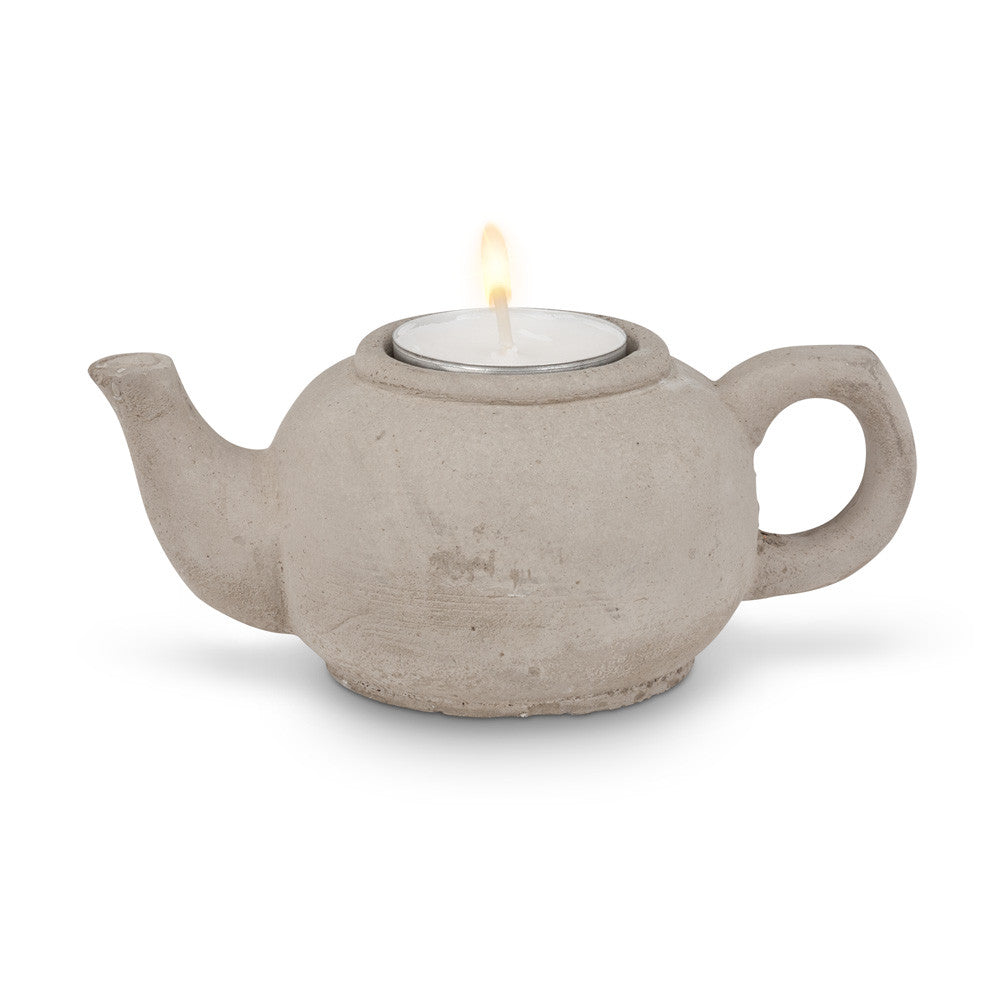 Teapot Tealight Candle Holder: Small
