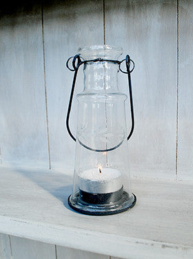 Glass Lighthouse Lantern