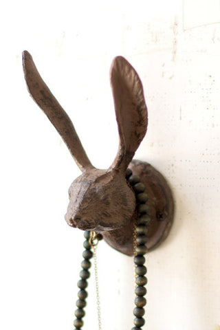 Wall Hook: Rabbit