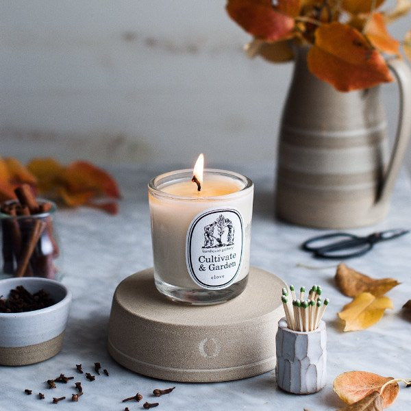Cultivate & Garden Candle: Clove