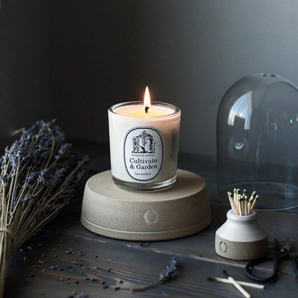 Cultivate & Garden Candle: Lavender