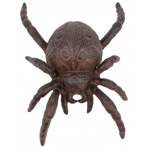 Cast Iron Statuette: Spider