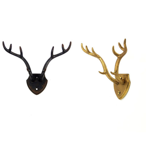 Wall Hook: Antler